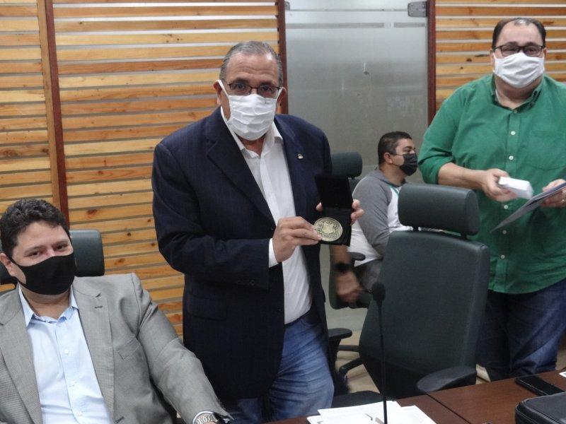 Primeira reunião do Conselho Curador da UEA é realizada com nomeação de dois Conselheiros que representam a indústria amazonense